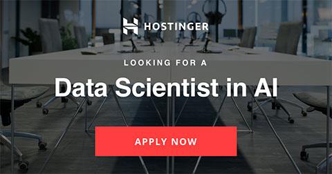 Data Scientist in AI