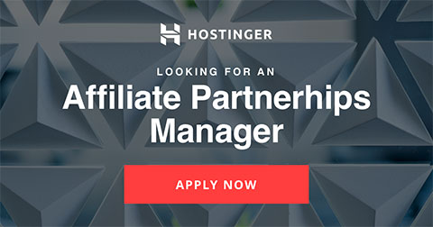 Affiliate Partnerships Manager