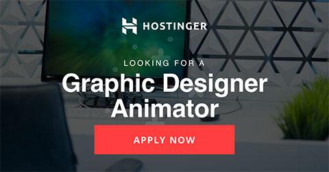 Graphic Designer Animator