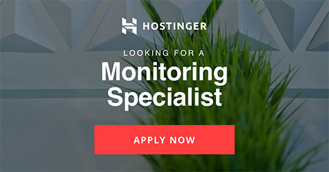Monitoring Specialist